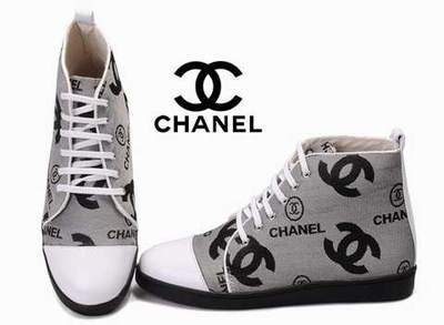 6304a091cc5 basket Chaussures chanel fille