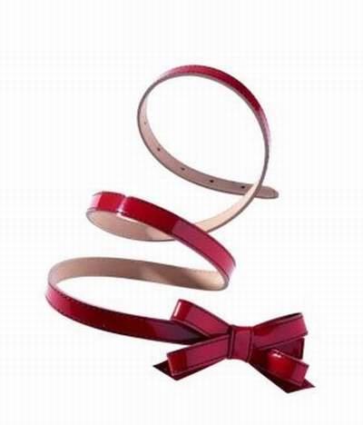ceinture obi cuir rouge,ceinture rouge vernis pas chere,ceinture rouge  karate 60aefa02f15