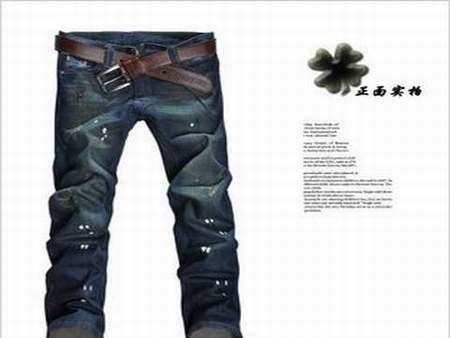 Chemise en jean levis pour homme
